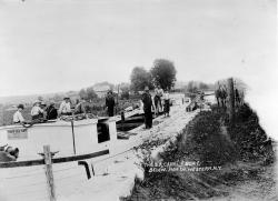 Photo Credit: Chittenango Landing Canal Boat Museum Archives
