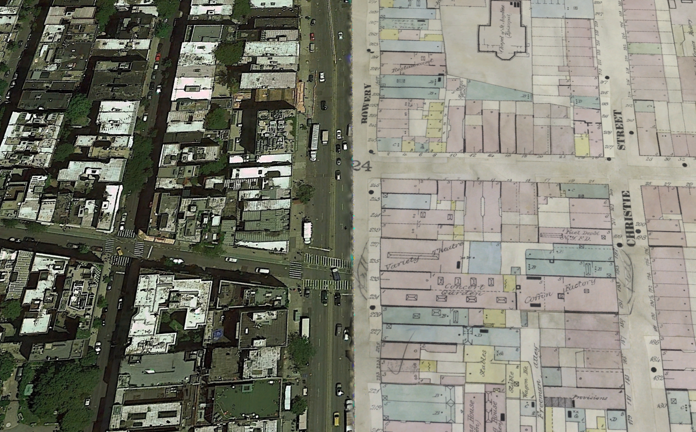 Google Earth for Genealogy, Part 2: Adding Historical Maps