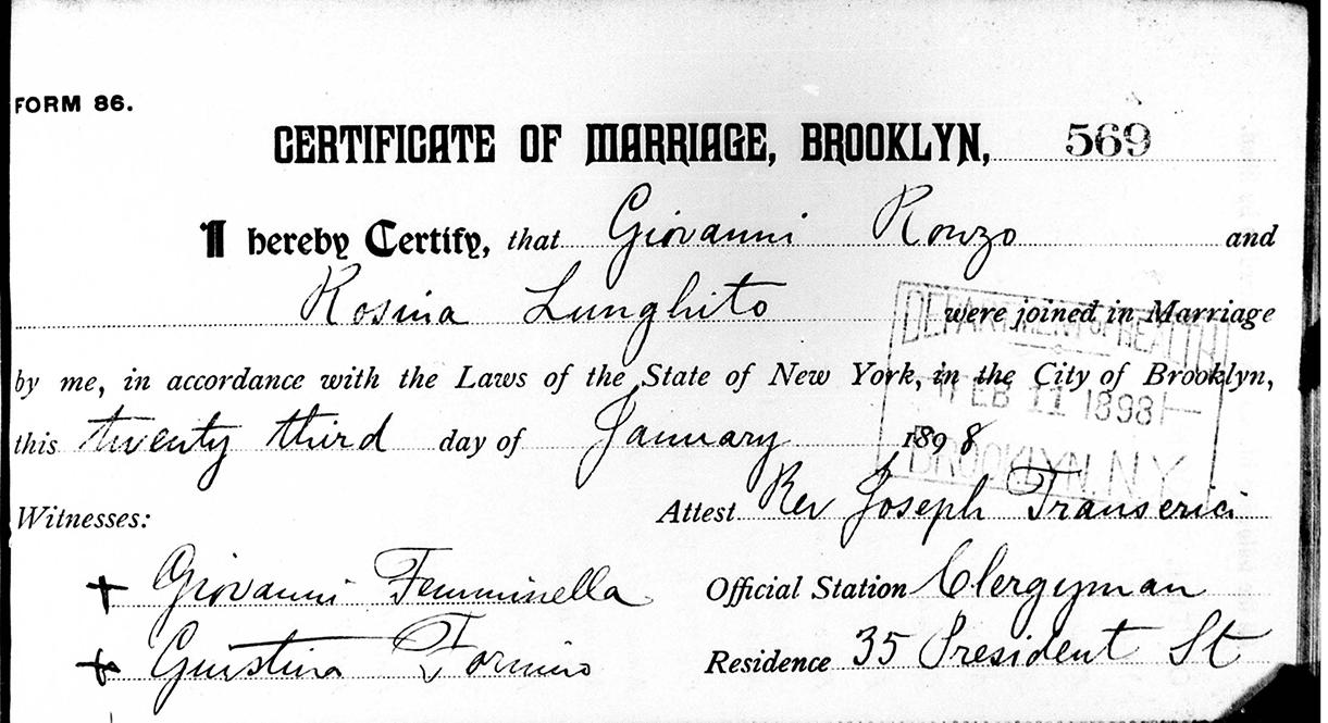 ny city birth records 1914