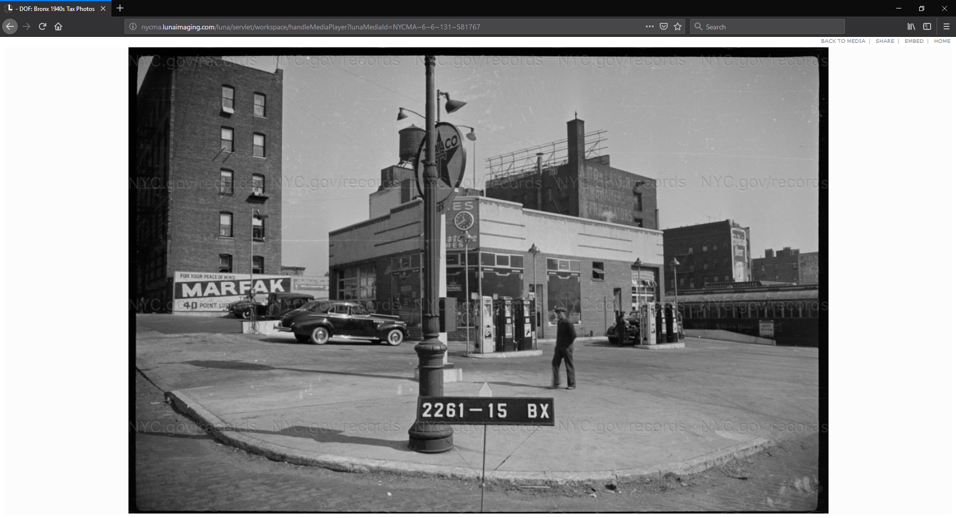 New online: Find a photo of any NYC building from 1940 | New