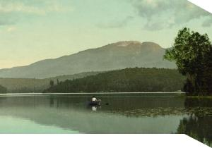 Round Lake, Adirondack Mountains