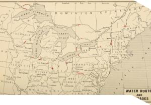 Map Of New York In 1800.Why And How New Yorkers Migrated To The Great Plains New York