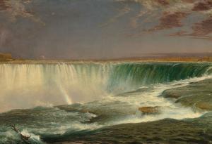 Niagara Falls by Church
