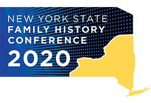 The New York State Family History Conference Logo